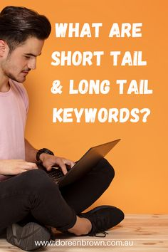 There is no right or wrong when it comes to using short tail or long tail keywords. It just depends on who you want to attract. Just remember that there will be a better return on your time and money by being more focused. #longtailkeywords #shorttailkeywords