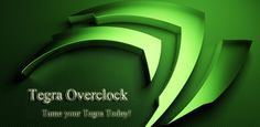 Tegra Overclock