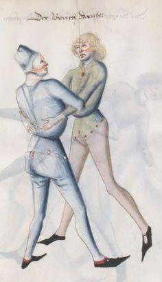 Kal, Paulus: Fechtbuch, gewidmet dem Pfalzgrafen Ludwig Bayern, 2. Hälfte 15. Jh. (nicht nach 1479) Cgm 1507 Folio 86