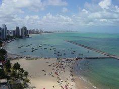 Praia de Candeias, Jaboatão dos Guararapes (PE)