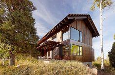 Aspen Creek Residence by Carney Logan Burke Architects. @Milena Dobreva