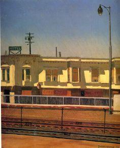 Palo Alto Circle - Richard Diebenkorn