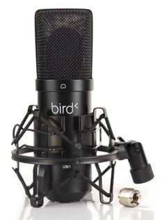Bird UM1 Microphone USB Noir Bird https://www.amazon.fr/dp/B00EQ077RE/ref=cm_sw_r_pi_dp_x_ZH9HybQA6CE87