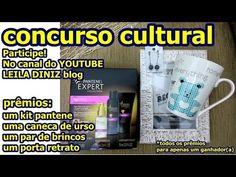 Sorteio / Concurso Cultural valendo kit pantene + caneca de urso + par d...