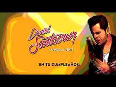 Daniel Santacruz - En Tu Cumpleaños (Audio) - YouTube