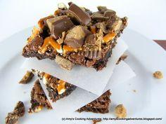 Take 5 Brownies/ Omg
