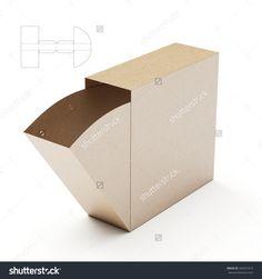 Afbeeldingsresultaat voor cardboard dispenser