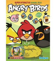 Angry Birds Super Interactive Annual 2014 (Angry Birds)