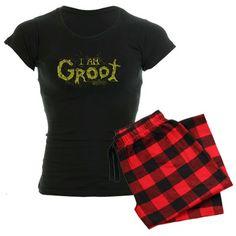 I am Groot Women's Dark Pajamas