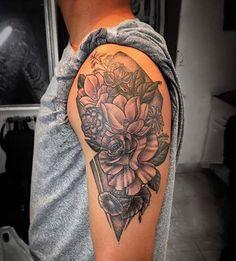 erkek omuz dövmeleri man shoulder tattoos 14