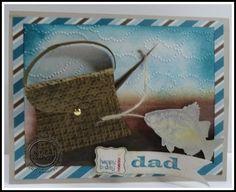 Birthday Card Fishing