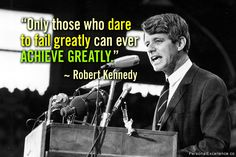 Robert F. Kennedy Motivational Quote