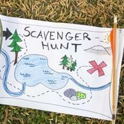 EASY and PRINTABLE outdoor scavenger hunt clues, so you can set these treasure hunt riddles up in minutes! Indoor scavenger hunt ideas included too! Scavenger Hunt Riddles, Scavenger Hunt Party, Outdoor Scavenger Hunts, Photo Scavenger Hunt, Scavenger Hunt For Kids, Free Date Ideas, A Birthday Party, Boy Birthday, Birthday Ideas