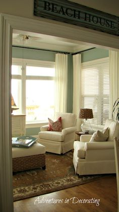 New Sunroom Curtains Ideas