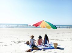 Vacation is calling!  Palmetto Dunes beach, Hilton Head Island, South Carolina  Photo via Michelle Jones