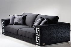 Versace Sofa Collection Lomod Glass