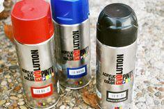 Pinturas en spray PintyPlus con acabado metalizado, de Novasol Spray.
