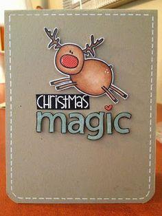 Chuchee Chu: A Christmas Card Bonanza!