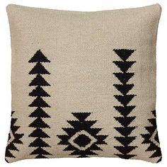 La Paz Kilim Pillow - Kilim Pillows - Toss Pillows - Decorative Pillows | HomeDecorators.com