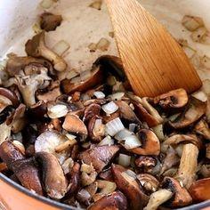 Mushroom Ragu With Cheesy Polenta | 12 Fresh Dinner Recipes That Will Make You Glad It's Finally Fall