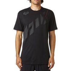 Fox Racing Men's Seca Wrap Short Sleeve T-shirt Food T, Fox Racing, All Brands, Shirt Designs, Short Sleeves, Mens Tops, How To Wear, T Shirt, Sew
