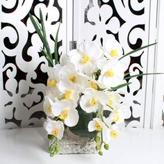 QHY-117 Customized Artificial Flower Arrangement