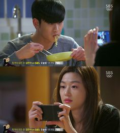 My Love From Another Star My Love From Another Star- EP 19 WOW - this show gets better and better each episode- not sure how it is even possible. Emotionally drained after 19 though have Kleenex.