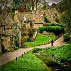 Bibury England