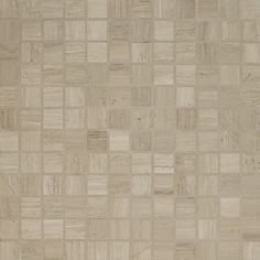 """Found it at Wayfair - Bedrosians Maison 1"""" x 1"""" Marble Honed Mosaic in Lennox Grey"""