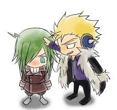 Freed and laxus