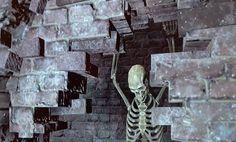 Csontváz a falban – Egy bizarr rejtély története Ufo, Mount Rushmore, Mountains, Bergen