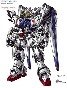 GUNDAM GUY: Awesome Gundam Digital Artworks [Updated 12/11/14]