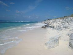 ahh the warm sun, the white sand, the crystal clear water... cuba.