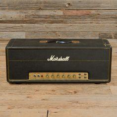 Marshall 1987 50 Watt Guitar Amplifier Head 1974 | Chicago Music Exchange