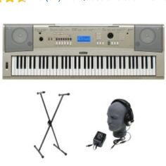 Yamaha- portable keyboard (piano) Piano keyboard Yamaha Other