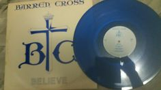 Barren Cross 7 Song EP (1985) Christian Metal, Believe, Music Instruments, Songs, Rock, Musical Instruments, Stone, Rock Music, The Rock