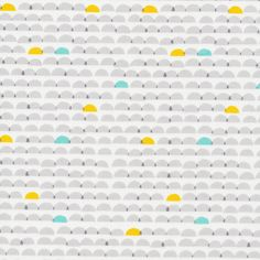 151150 Dawn | Gray Quilter's Cotton from Glint by Lorena Siminovich for Cloud9 Fabrics