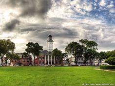 Suriname, Paramaribo Onafhankelijkheidsplein