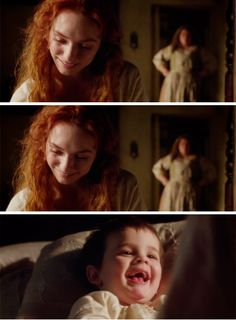 Master Jeremy and I are gentle folks now ~ Demelza to Prudie in Poldark Season 2
