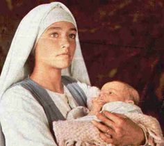 Blessed Mother Child Jesus