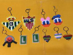 Llavero hama beads