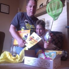 """WOW, another GREAT review of our Cooper Kit today, awesome! """"Fatherhood in a Box"""" #FathersDay"""