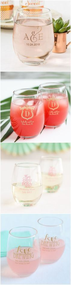 Wedding Favors » 20 Unique and Cheap Wedding Favor Ideas Under $2 » ❤️ See more: http://www.weddinginclude.com/2017/04/unique-and-cheap-wedding-favor-ideas-under-2/