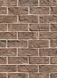 Triangles bricks and brick design on pinterest for Brick types and styles