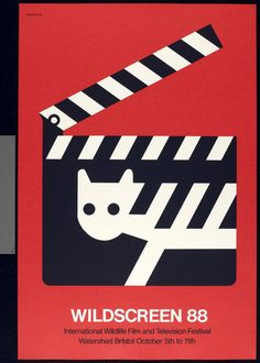 Tom Eckersley, Wildscreen 1988