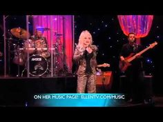 Dolly Parton Performs 'Together You and I' on 'Ellen'