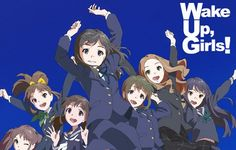 'Wake Up Girls!' Adds More New Anime Images
