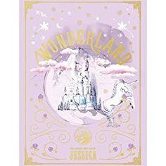 JESSICA - JESSICA-[WONDERLAND] 2nd Mini Album CD+Photo Book+Photo Card K-POP Sealed SNSD Girls Generation - Amazon.com Music