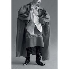 """@reeditionmag @lottavolkova"" Rain Go Away, Rain Jacket, Windbreaker, Raincoat, Feminine, My Style, People, Jackets, Color"