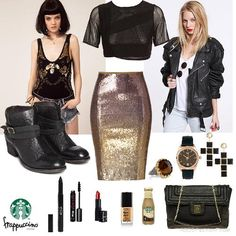 All night long 80s rock | Women's Outfit | ASOS Fashion Finder